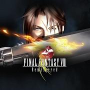 Carátula de Final Fantasy VIII Remastered - PS4