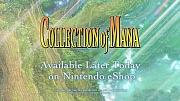 Carátula de Collection of Mana - Nintendo Switch