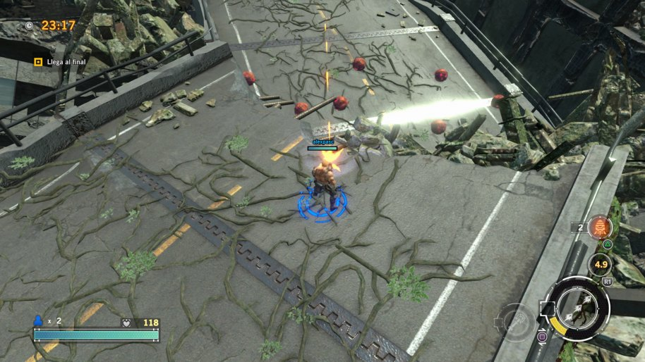 Contra Rogue Corps análisis