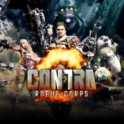 Carátula de Contra Rogue Corps - PS4