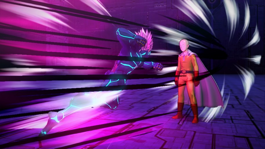 One Punch Man: Probamos a fondo One Punch Man: a Hero Nobody Knows, el juego de lucha de la serie