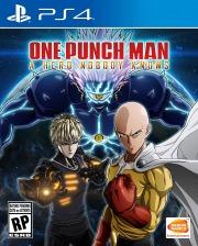 Carátula de One Punch Man - PS4