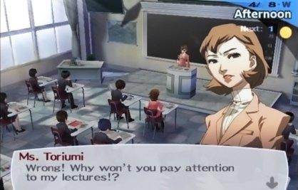 Persona 3 análisis