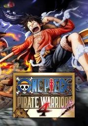 Carátula de One Piece: Pirate Warriors 4 - PC