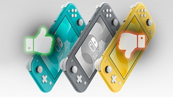 ¿Es una buena idea el lanzamiento de Nintendo Switch Lite?