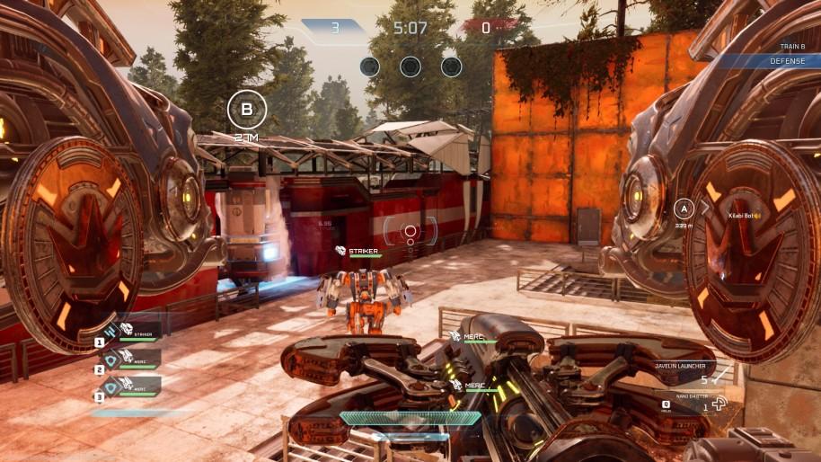 Disintegration: Primer contacto con el multijugador de Disintegration ¿a la altura de Halo?