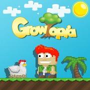 Carátula de Growtopia - PC