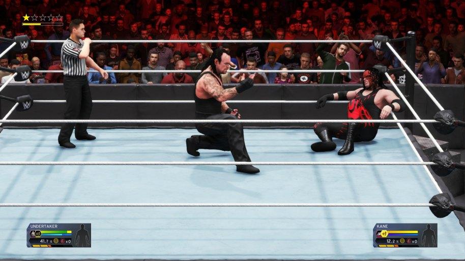 WWE 2K20 análisis