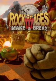 Carátula de Rock of Ages 3: Make & Break - PC