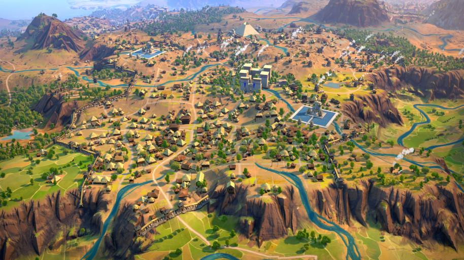 Humankind: Hemos jugado a Humankind, un juego de estrategia que puede disputarle el trono a Civilization