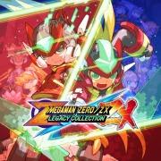 Carátula de Mega Man Zero/ZX Legacy Collection - PS4