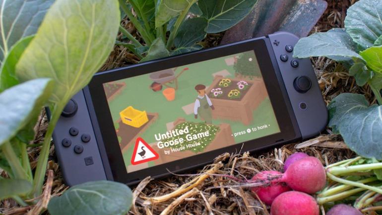 El juego se estrenó originalmente en Nintendo Switch y PC a través de la Epic Games Store.