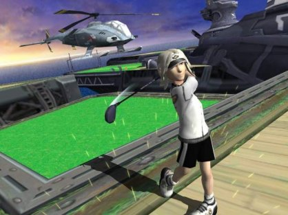Panya! Golf with Style Wii