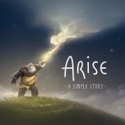 Carátula de Arise: A Simple Story - PS4