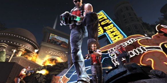 Duke Nukem Forever: Duke Nukem Forever: Impresiones multijugador