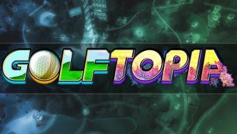 GolfTopia reimagina el clásico SimGolf con elementos futuristas y torretas defensivas
