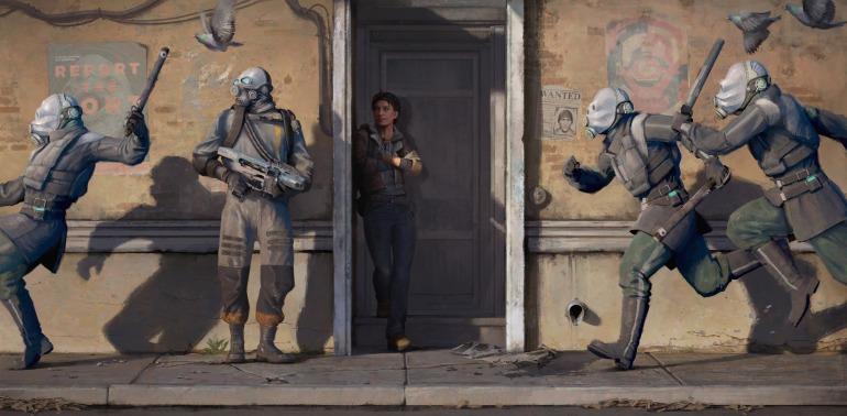 Noticias tecnológicas: Imagen de Half-Life: Alyx