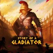 Carátula de Story of a Gladiator - PS4