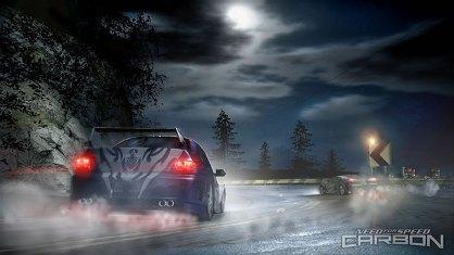 Need for Speed Carbono: Need for Speed Carbono: Avance 3DJuegos