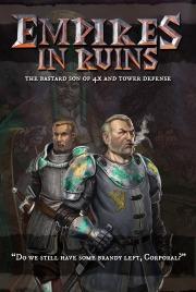 Carátula de Empires in Ruins - PC