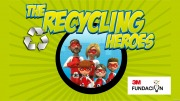 Carátula de The Recycling Heroes - PS4