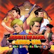 Carátula de Double Dragon & Kunio Kun - PS4