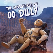 Carátula de The Adventures of 00 Dilly - PS4