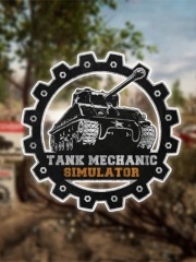 Carátula de Tank Mechanic Simulator - PC