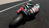 Fabio Quartararo es el protagonista del segundo avance gameplay de MotoGP 20