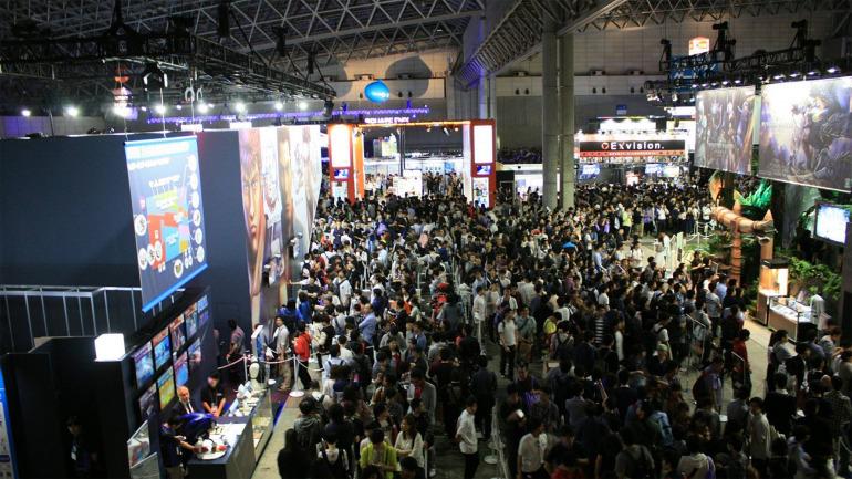 La última edición del Tokyo Game Show reunió a más de 260.000 personas.
