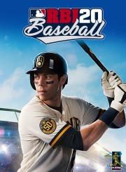 Carátula de R.B.I. Baseball 20 - PC