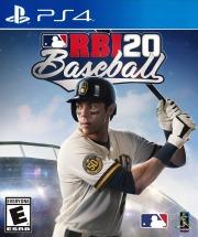 Carátula de R.B.I. Baseball 20 - PS4