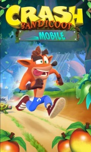 Carátula de Crash Bandicoot Mobile - Android