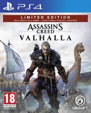 Carátula de Assassin's Creed Valhalla - PS4