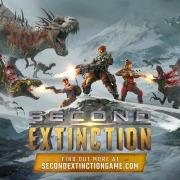 Carátula de Second Extinction - PC