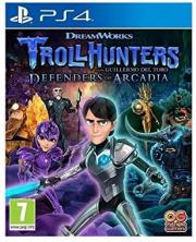 Carátula de Trollhunters - PS4