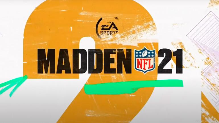 Image of Madden NFL 21