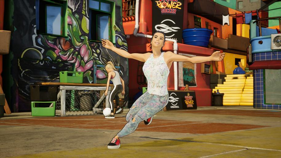 Street Power Football: Te contamos todo lo que sabemos de Street Power Football, un divertido arcade de fútbol callejero