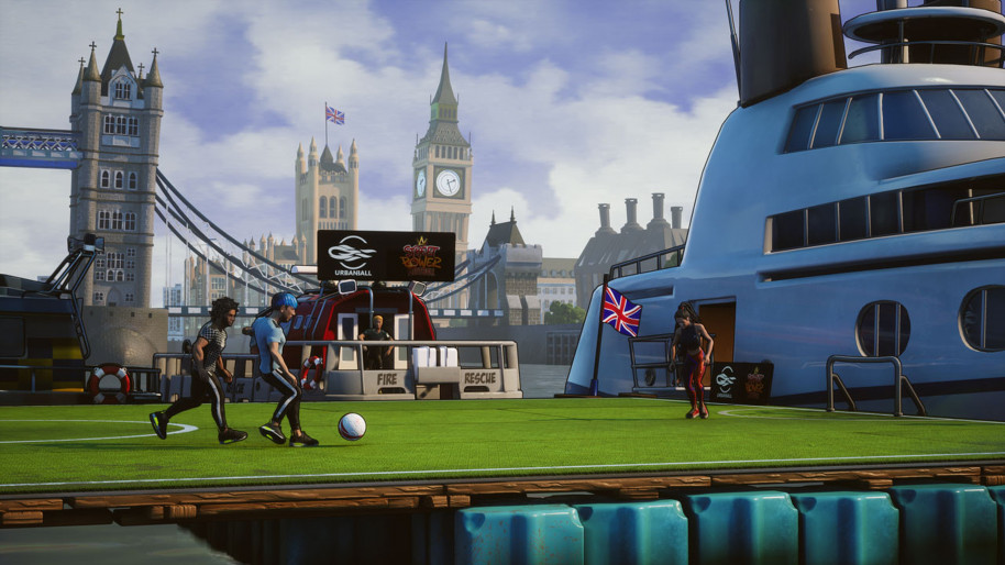 Street Power Football Xbox One