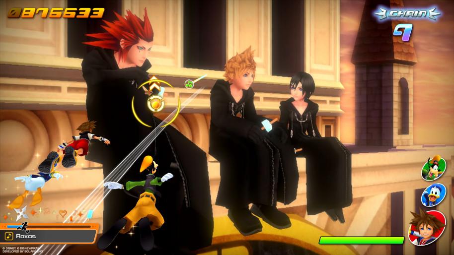 Kingdom Hearts Melody of Memory Xbox One