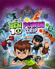 Carátula de Ben 10 Power Trip - PC