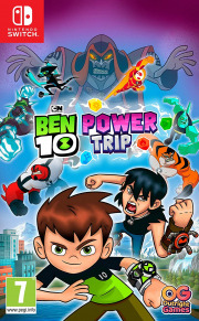 Carátula de Ben 10 Power Trip - Nintendo Switch
