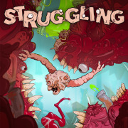 Carátula de Struggling - Nintendo Switch