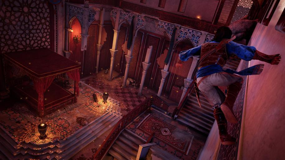 Prince of Persia The Sands of Time Remake: ¡Vuelve Prince of Persia! 5 claves para entender el remake de Las Arenas del Tiempo