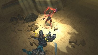 Dungeon Siege análisis