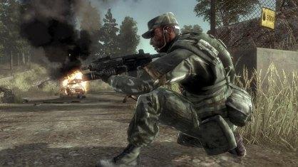 Battlefield Bad Company: Battlefield Bad Company: Impresiones GC07