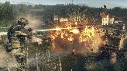 Battlefield Bad Company: Battlefield Bad Company: Impresiones multijugador