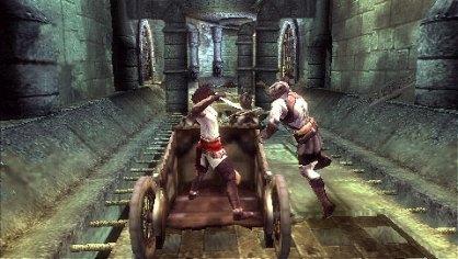 Prince of Persia Rival Swords análisis