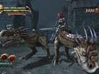 Golden Axe Beast Rider - Pantalla
