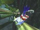 Sonic Riders - Pantalla